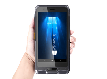 windows手持機6寸windows手持終端PDAwin10掃描PDA6